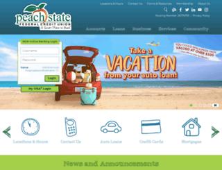 gwinnettfcu.org screenshot
