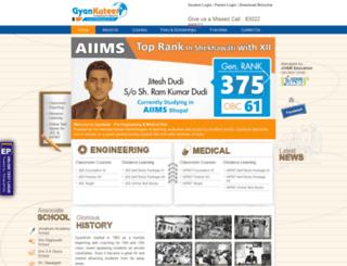 gyankutir.com screenshot