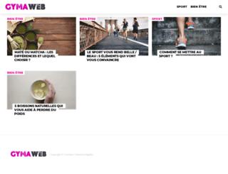 gymaweb.com screenshot