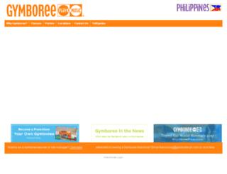 gymboree-ph.com screenshot