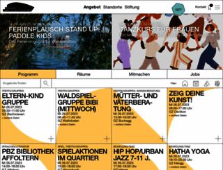 gz-zh.ch screenshot