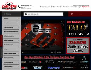 gzanders.com screenshot