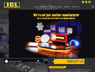 gzjgled.com screenshot