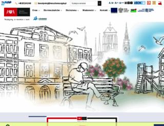 gznk.pl screenshot