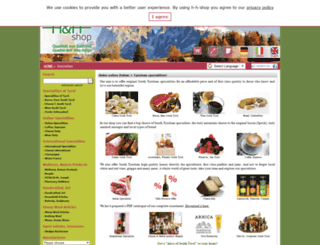 h-h-shop.com screenshot