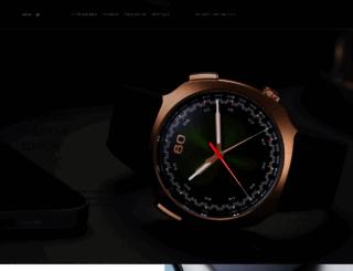 h-moser.com screenshot