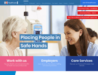 h1healthcare.com screenshot