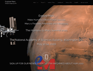 h2m2014.exploremars.org screenshot