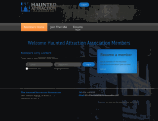 haa36.wildapricot.org screenshot
