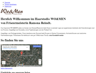 haarstudio-women.de screenshot