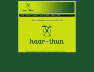 haarthun.ch screenshot