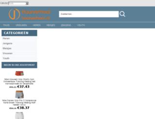 haarverhaal.nl screenshot