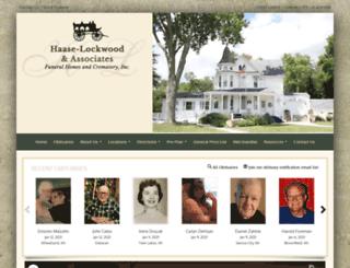 haaselockwoodfhs.com screenshot