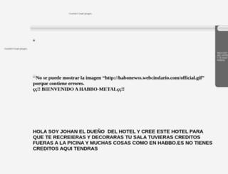 habbo-metal.es.tl screenshot