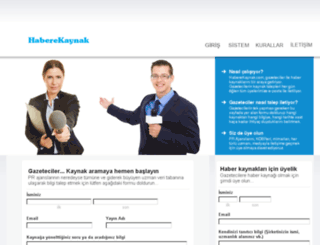 haberekaynak.com screenshot