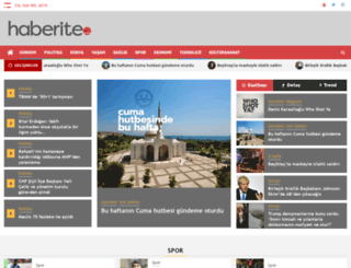 haberite.com screenshot