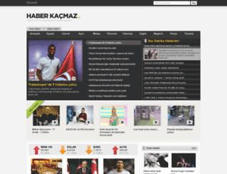 haberkacmaz.com screenshot