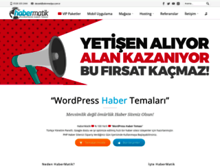 habermatik.net screenshot