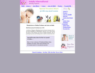 habibintl.com screenshot
