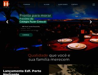 habitaengenharia.com.br screenshot