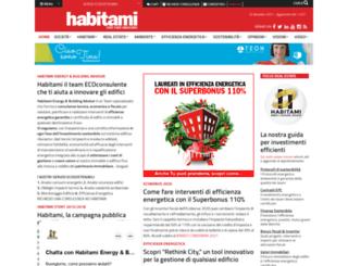habitami.it screenshot