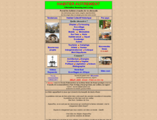 habiter-autrement.org screenshot