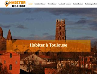 habiter-toulouse.fr screenshot