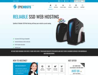 habplus.epichosts.co.uk screenshot