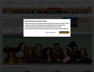 habsburger.net screenshot