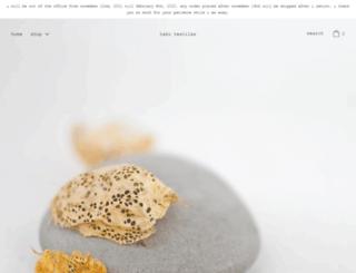 habutextiles.com screenshot