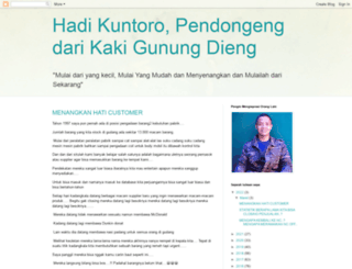 hadikuntoro.com screenshot