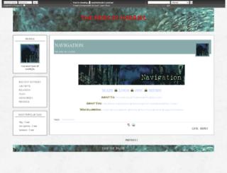 hadrielmods.dreamwidth.org screenshot