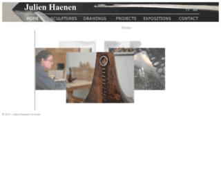 haenencorp.be screenshot