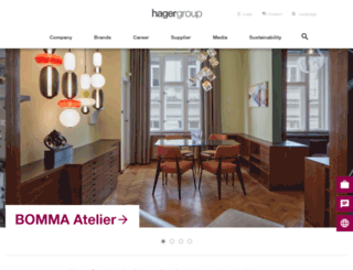 hagergroup.net screenshot