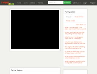 hahafunnyjokes.com screenshot