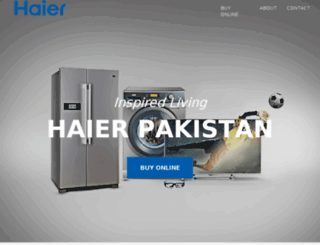 haier.pk screenshot