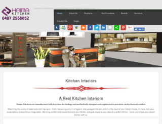 haimakitchen.com screenshot
