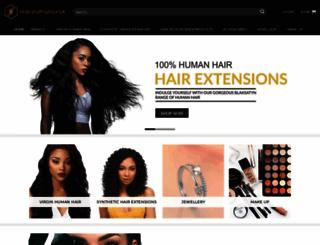 hairandfashionuk.com screenshot