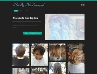 hairbyalexswanepoel.weebly.com screenshot