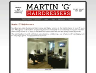 haircontacts.co.uk screenshot