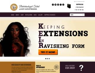 hairkeir.com screenshot