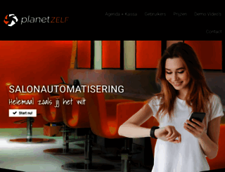 hairmoments.planetzelf.com screenshot