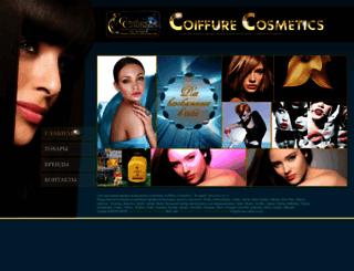 hairs-cc.ru screenshot