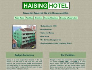 haising.com.sg screenshot