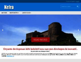 haiticonnections.com screenshot
