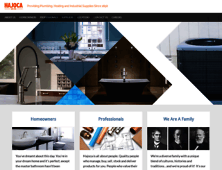 hajoca.com screenshot