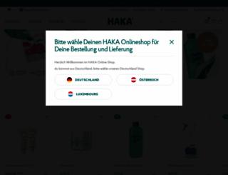 haka.de screenshot