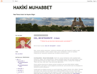hakikimuhabbet.blogspot.com screenshot