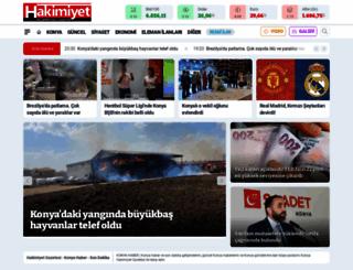 hakimiyet.com screenshot