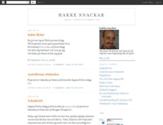 hakkesnack.blogspot.in screenshot